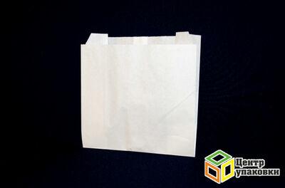 Пакет бумаж 140-45-250 белый (12000шт)