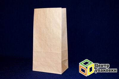 Пакет бумаж 180-120-290 корич на вын.В (11000шт)