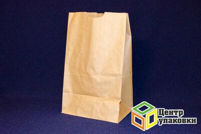 Пакет бумаж 220-120-290коричн на вын С (11000шт)