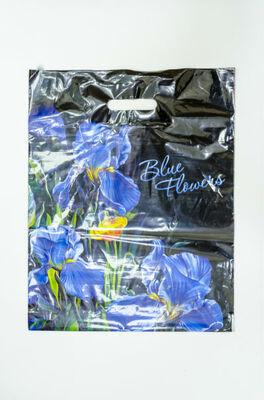 Пакет майка ПВД в ассотим.38-47 с вырубной ручкой 60мкр (1100050шт) ИНТЕРПЛАСТ