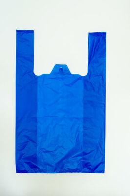пакет майка ПНД кола 33-52 цветная без печати (1-1000-50шт)