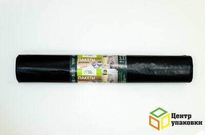 Мусорный пакет 200л 90-130 ПВД (1-20-10шт в рулоне)
