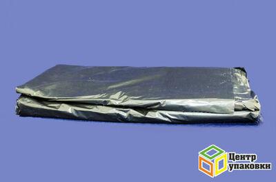 Мусорный пакет 240л в пластах ПВД 45мкр (1-6-1упак-25шт)