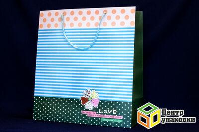 Пакет подарочный бумаж 181023  (148020шт)