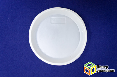Тарелка Д 205 бел PS (12000100шт) ИП