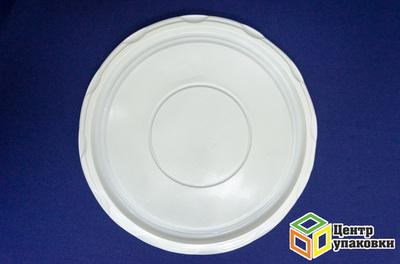 Тарелка Д 318 белая (под пиццу) (1-400-50шт)