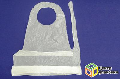 Фартук ПНД 100шт в упаковке (120упак 100шт)