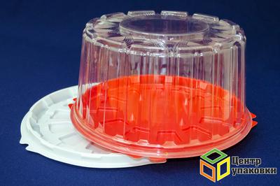 Емкость ПР-т-192 дно (1-150шт), дно красное (1-150шт), крышка А (1-150шт)