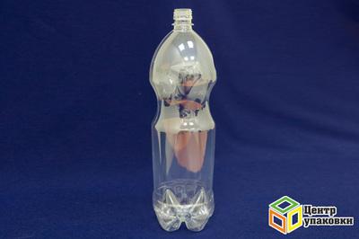 Бутылка ПЭТ-2л.(1-30шт)