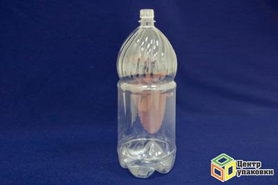 Бутылка ПЭТ-3л.(1-20шт)