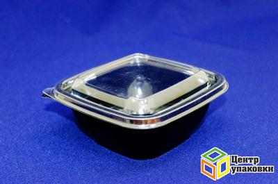 Контейнер СПК-1212-375 мл (ДНО чёрное)(150050шт)