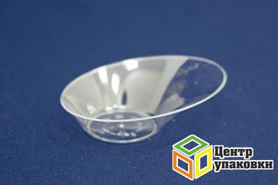 Форма Содо 95мм PS 50мл прозрачная (1-500-50шт.)