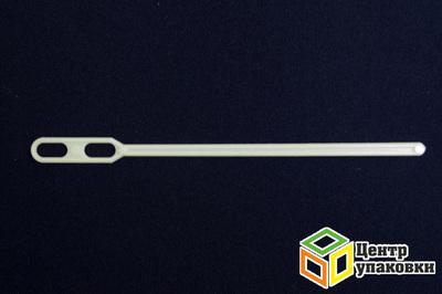 Размешиватель бел 120мм (1-15000-500шт) П С П