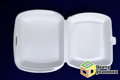 Ланч-бокс LB-1 АВТ (1100шт) белые