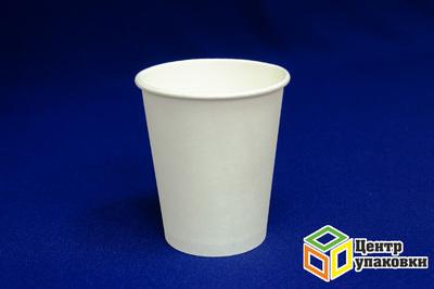 Стакан бумаж 200мл дгор Белый (1-1000-50шт)