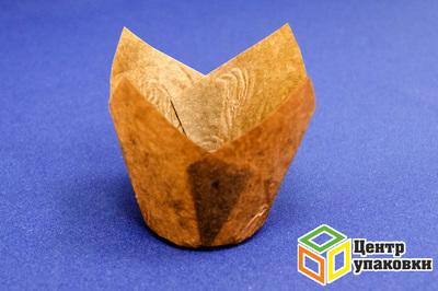 Форма бумажная для маффина Тюльпан 175×50мм (1-2000-200шт.)
