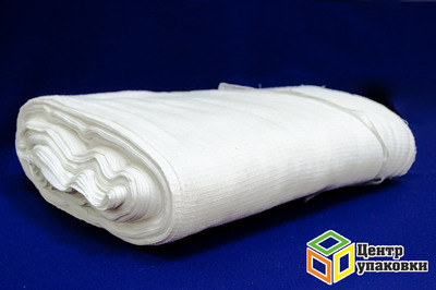 Полотно вафельн шир 45см 150гр на кв м (1-60м)