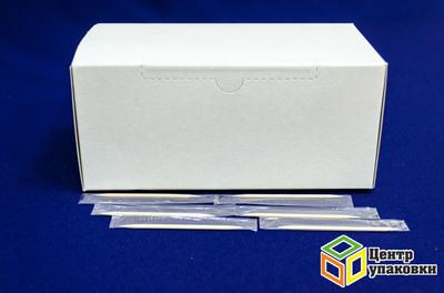 Зубочистки в инд. РЕ упак.Optiline (1-50-1000шт)