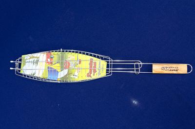 Решетка гриль рыбная (ALT-009)