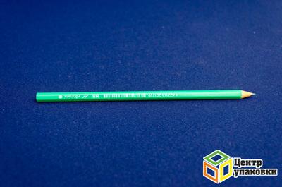 Карандаш грифельный Attomex 5032600 зеленый (1-12шт.)