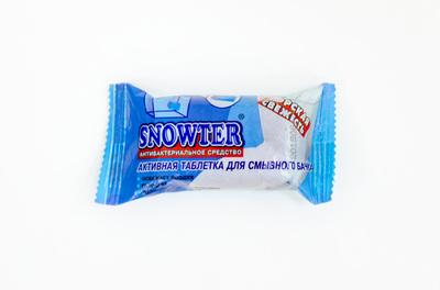 Таблетки для бачка SNOWTER в ассорт 50гр (1-24 шт)