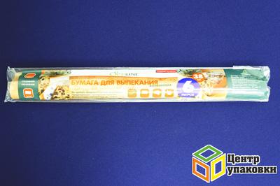 Бумага для выпечки 38-6м коричневая Optilinе (1-25шт)