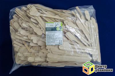 Размешиватель дерев 190мм (1-10-1000шт) OPTILINE