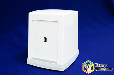 Диспенсер для салфеток NP 80, белый (1шт)