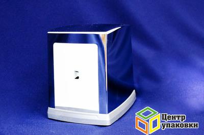 Диспенсер для салфеток NP 80, металлик (1шт)