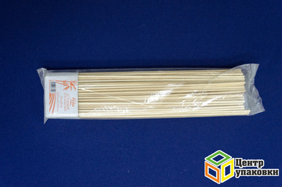 Стеки для шашлыка FIESTA 25см (1-100шт.)
