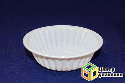 Креманка дморож-го белая ПолиЭР (1-4000-100шт)