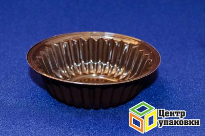 Креманка дморож-го корич ПолиЭР (1-4000-100шт)