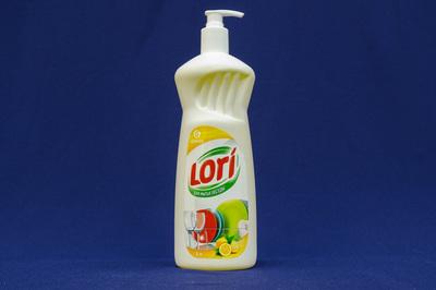 Средство для мытья посуды LORI лимон 1л (12шткор)