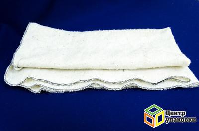 Тряпка для пола белая 100-80см (1-50шт)