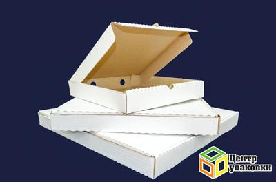 Коробка картонная под пиццу размер в ассорт (150шт)