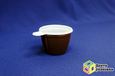 Чашка кофейная 200мл бел кор (1125050шт) ДиАрВи