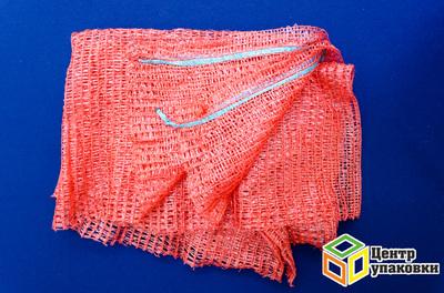 Сетка-мешок с завязк красная 25-39 5кг (1-2000-100шт)