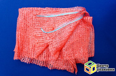 Сетка-мешок с завязк красная 30-47 12кг (1-3000-100шт)