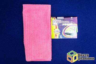 Салфетка микрофибра 40-55 см (1-192шт) полот. для кухни