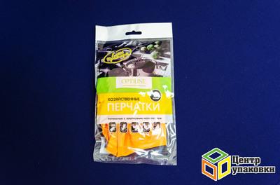 Перчатки резинов Optiline M премиум(1-240-12шт)