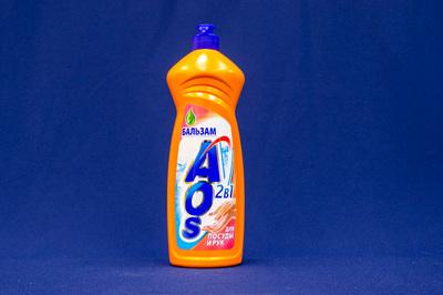Моющее ср-во АОС 1л для посуды (1-12шт)