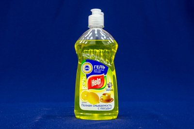 Моющее ср-во Help 500мл для посуды в ассортименте (1-12)