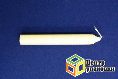 Свеча столовая 17см (1-190шт)