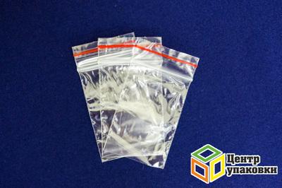 Пакет с замком 40-60 мм (1-30000-100шт) Extra