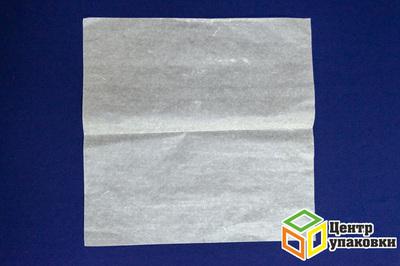 Бумага упаковочная 305-305мм парафин (1-3000-1000шт)