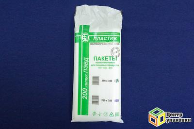 Пакет фасов ПВД 28-35 (1200шт) (10упакм) Пластик