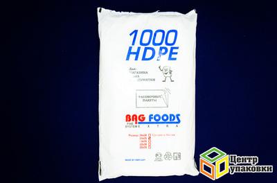 Пакет фасов ПНД 26-35 (11000) Хлеб (синие) (1м 10упак) 6мкр