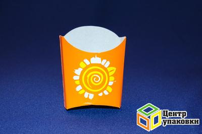 Коробка для картофеля фри 100г (1-500-50шт.)