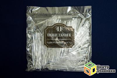 Пика пластиковая Призма 8,5см (1-40-500шт.)