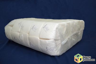 Салфетки 100 лист бел (1-30шт)